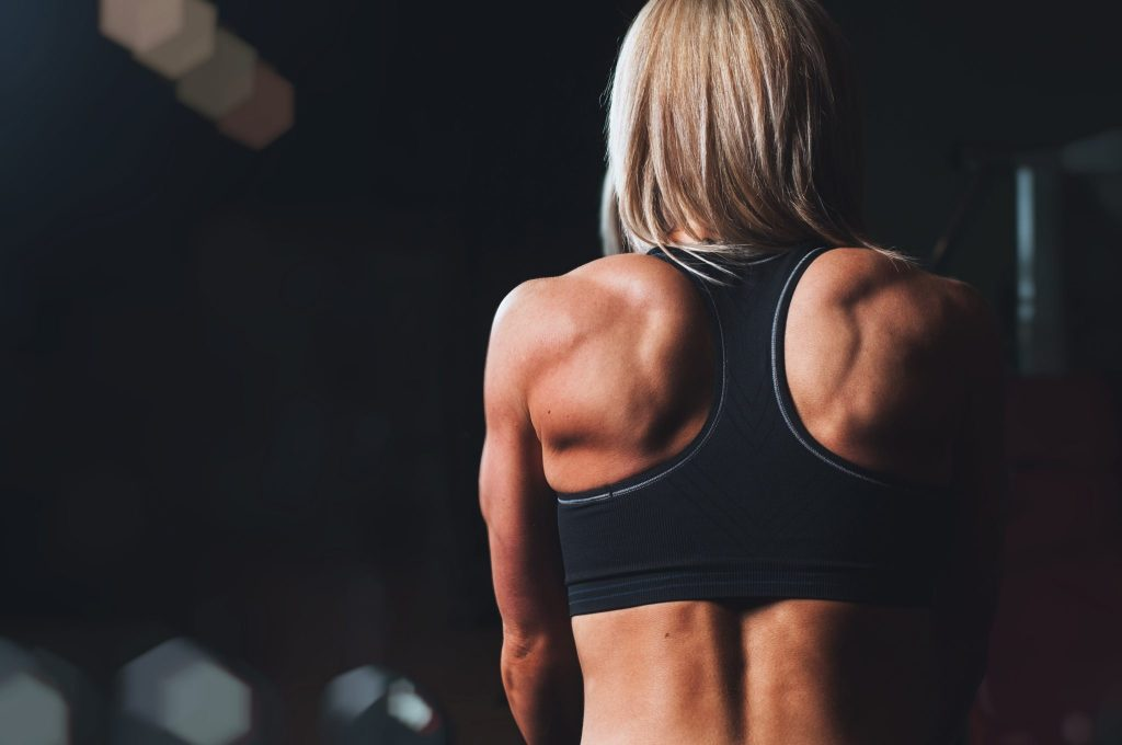 Fitness strong back