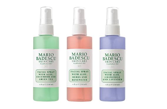 Mario Badescu Spritz Mist and Glow Facial Spray