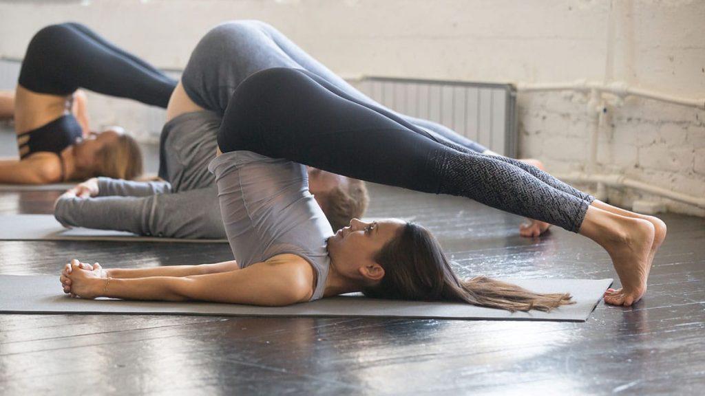 Hatha Yoga - Yin yoga