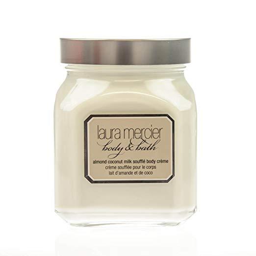 Laura Mercier Body and Bath Almond Coconut Milk SoufFle Body Cream