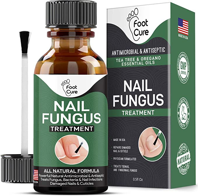 Tea Tree Oil Nail Fungus