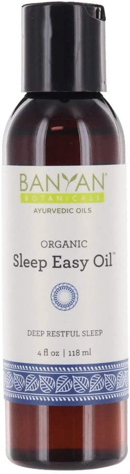 Banyan Botanicals - Sleep Easy Oil