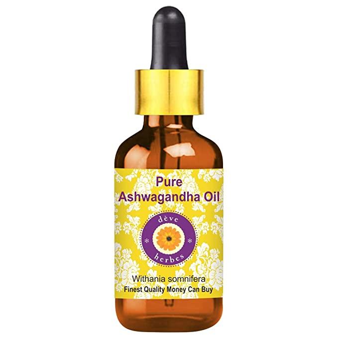Deve Herbes - Pure Ashwagandha Oil