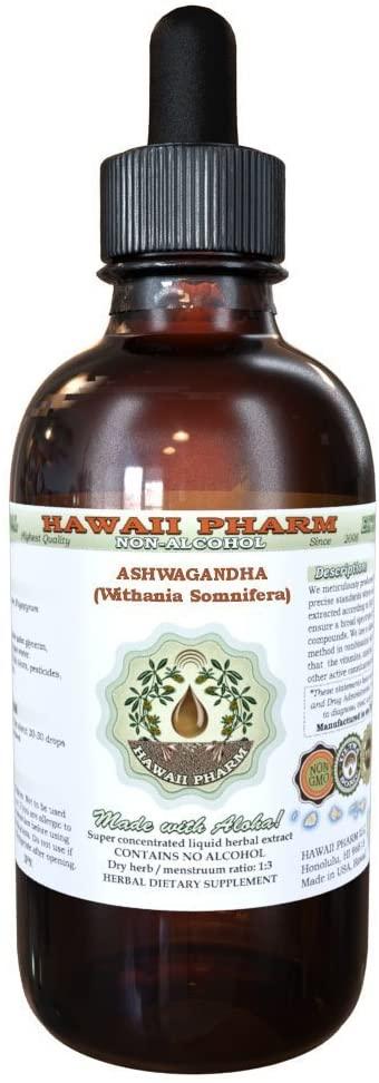 HawaiiPharm - Ashwagandha Liquid Extract