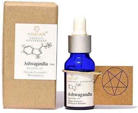 Ygeiax - Ashwagandha Essential Oil