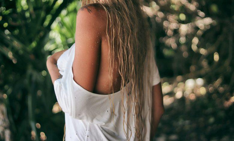 Women beauty skincare