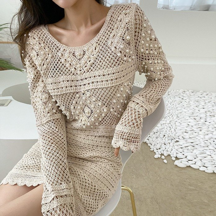 Intertwined Crochet Outfits