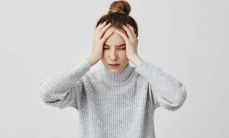 How Stress affect body