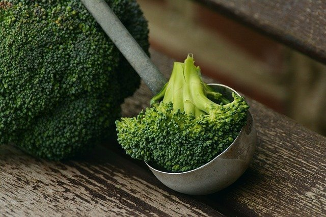 Top healthy food - broccoli