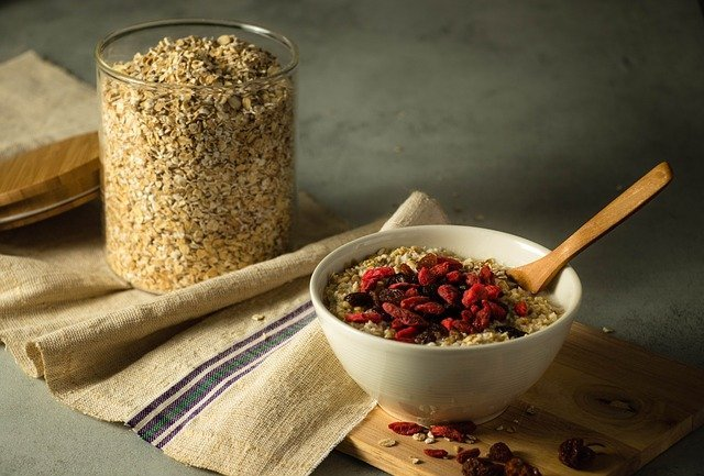 Top healthy food - Oatmeal