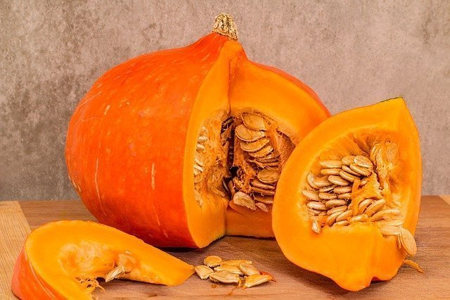 Top healthy food - Pumpkin