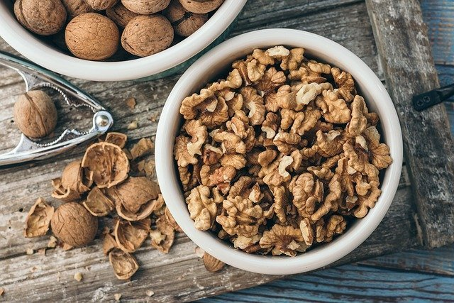 Top healthy food - Walnuts