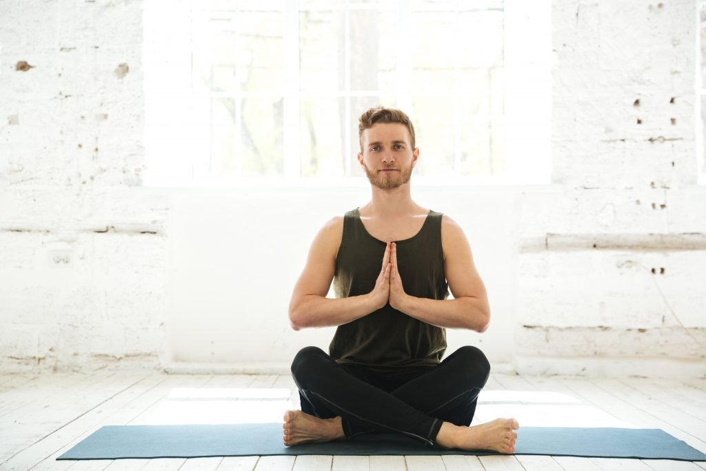 yoga wear for men