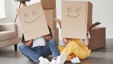 Stress free house move
