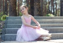 Benefits of ballet for child
