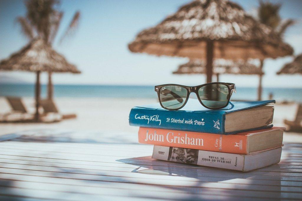 Resort in summer