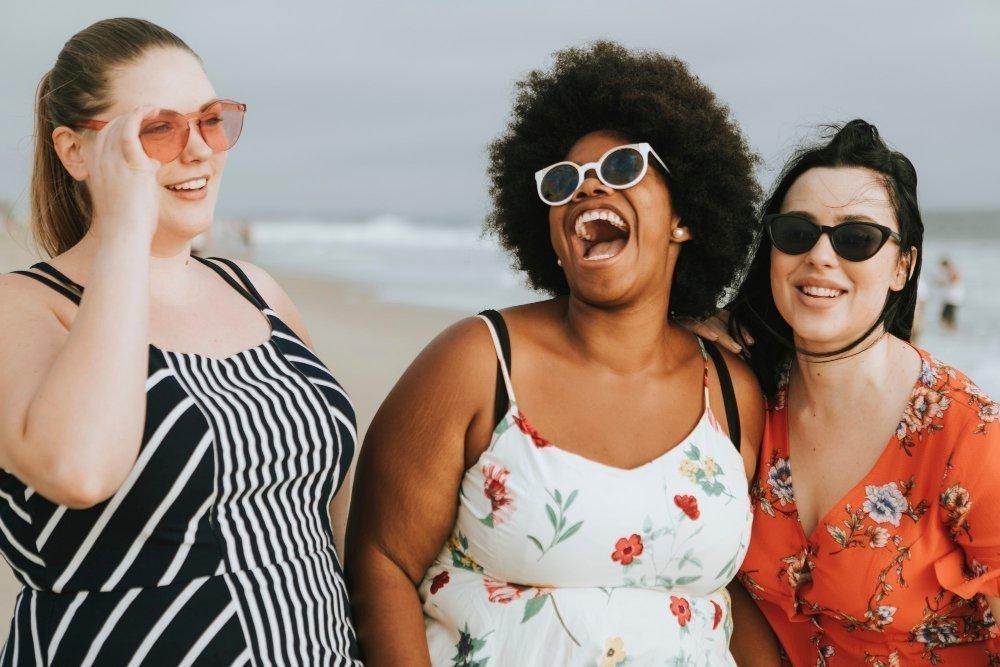 cheerful-women