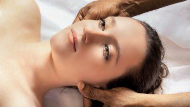 Head massage therapy