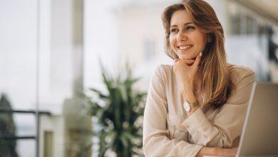 Woman work-life balance