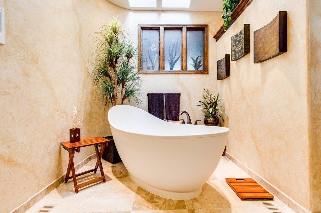 Home decor bathroom decor