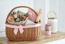 Same day delivery basket