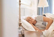 Elderly bed alarm