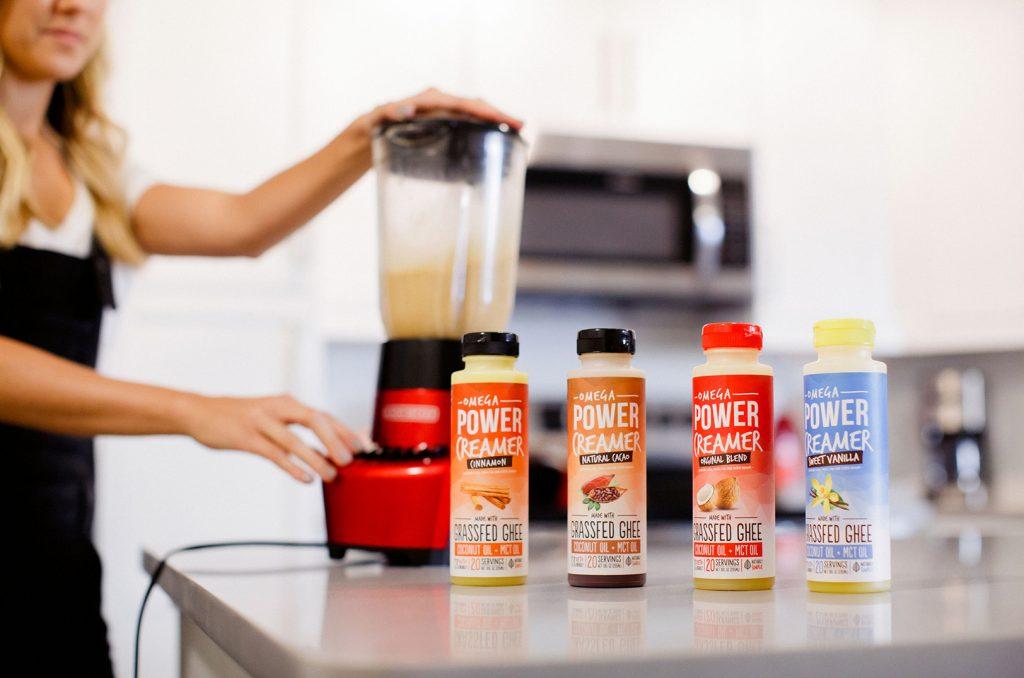 Omega Power coffee creamer