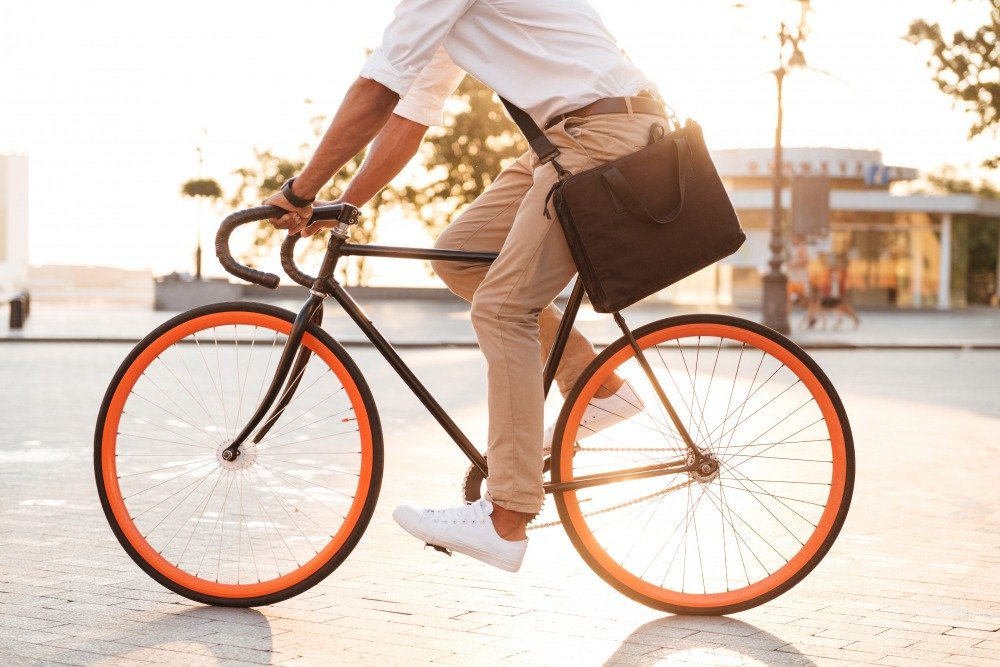 men's commuter bike