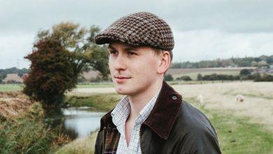 man with flat cap