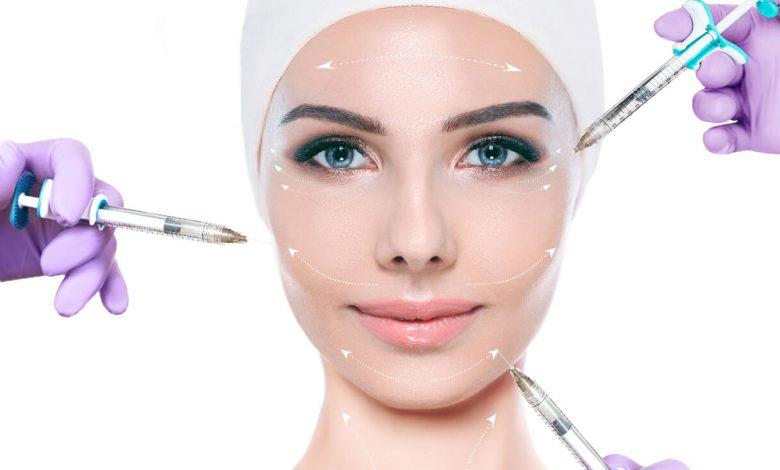 Dermal filter injection