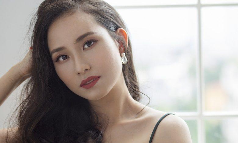 Asian girl beauty