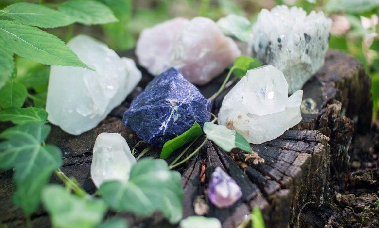 Spiritual crystal