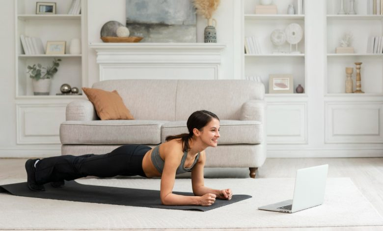 10 At-Home Workout Essentials for the Perfect Home Gym