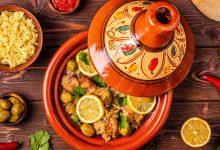 Moroccan dish